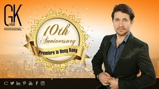 GKhair 10 Year Anniversary Premiere with Van Tibolli in Hong Kong Part 1