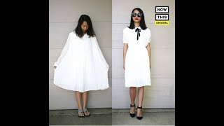My Interview with NowThisNews on Sewing|Refashions|Social Media