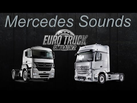 Mercedes Sounds v1.0