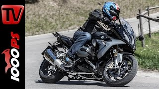 3. 2015 BMW R 1200 RS - Review | Onboard Cam | Specs