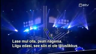 Liis Lemsalu - Made Up My Mind (Eesti NF 2012)
