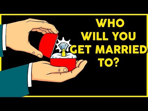 WHO WILL YOU GET MARRIED TO? Quiz - Pick One Love Test   Personality Test
