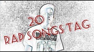20 rap songs tag / EMI PEX