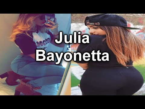 Julia Bayonetta Photos Instagram 2018