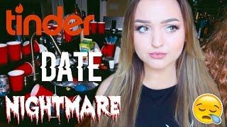 Video I FOUGHT MY TINDER DATE (ACTUAL WORST DATE EVER) | STORY TIME MP3, 3GP, MP4, WEBM, AVI, FLV Desember 2018