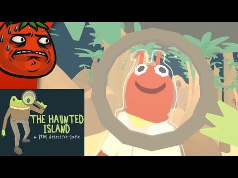 [Tomato] The Haunted Island, a Frog Detective Game : This frog SOLVES CRIMES
