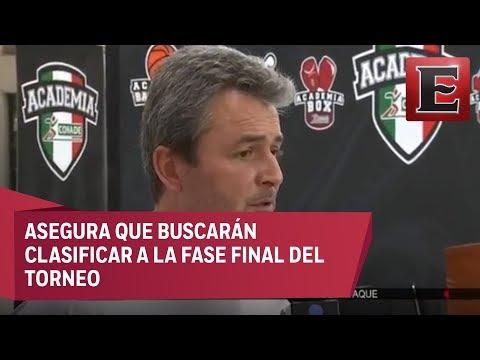 Sergio Valdeolmillos habla sobre la participación de México en la Americup