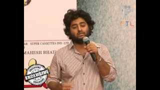 Tum Hi Ho - Live by Arijit Singh - FTL Exclusive Video