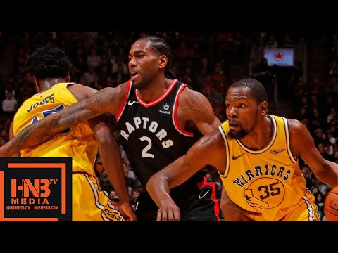 GS Warriors vs Toronto Raptors - Epic Game, OT | Full Game Highlights | 11.29.2018