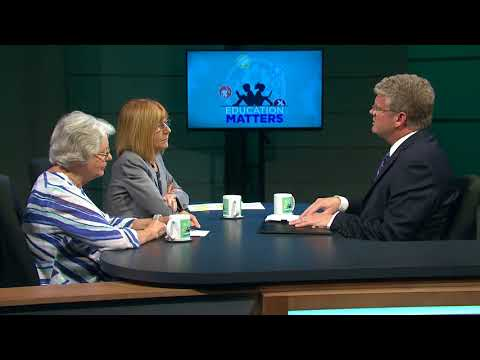 Education Matters Ep 65 Bonnie Bechard, Dr. Mary Kolek 6/16/18