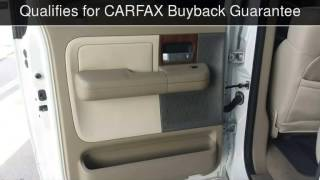 2004 Ford F-150 Crew Cab 4x4 Lariat Used Cars - West Palm Beach,Florida - 2014-08-11