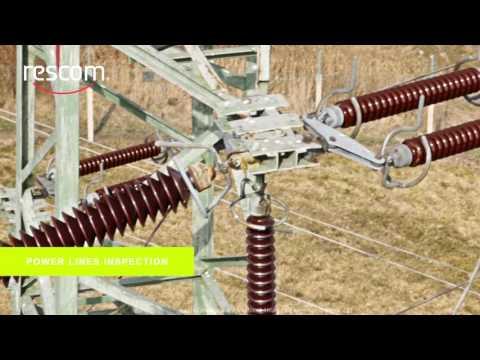 Termografická inspekce technologického zařízení z dronu