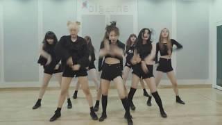Video Weki Meki 'I Don't Like Your Girlfriend' mirrored Dance Practice MP3, 3GP, MP4, WEBM, AVI, FLV Februari 2018