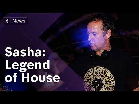 Sasha: iconic dance DJ talks about fame, mental health and his love of dance