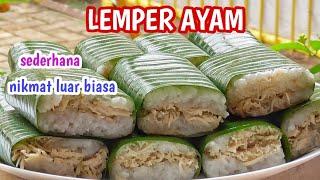 Video Resep Lemper Ayam Sederhana tapi Nikmat Luar Biasa MP3, 3GP, MP4, WEBM, AVI, FLV Maret 2019