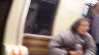 Vieille-Toulouse France  City new picture : Vieille folle alcoolique et raciste dans le métro!!!!!