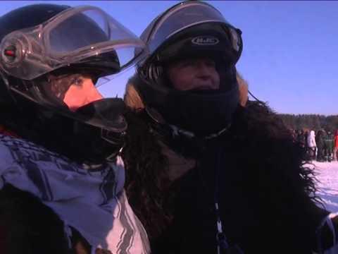 Под Самарой прошел ежегодный мотоциклетный слет Snow Dogs – 2015