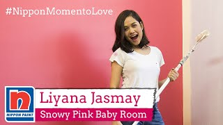 #NipponMomentoLove: Liyana Jasmay Baby Room Makeover