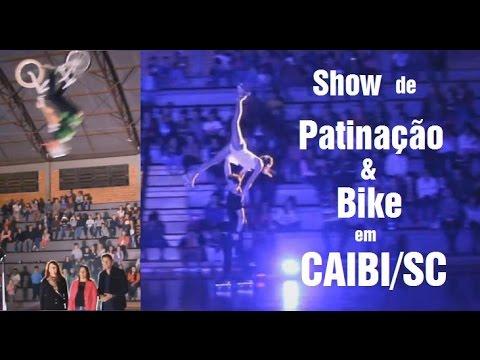 Show em Caibi/SC - Aniversário do município - Ronie Kreuz | (49) 33230199