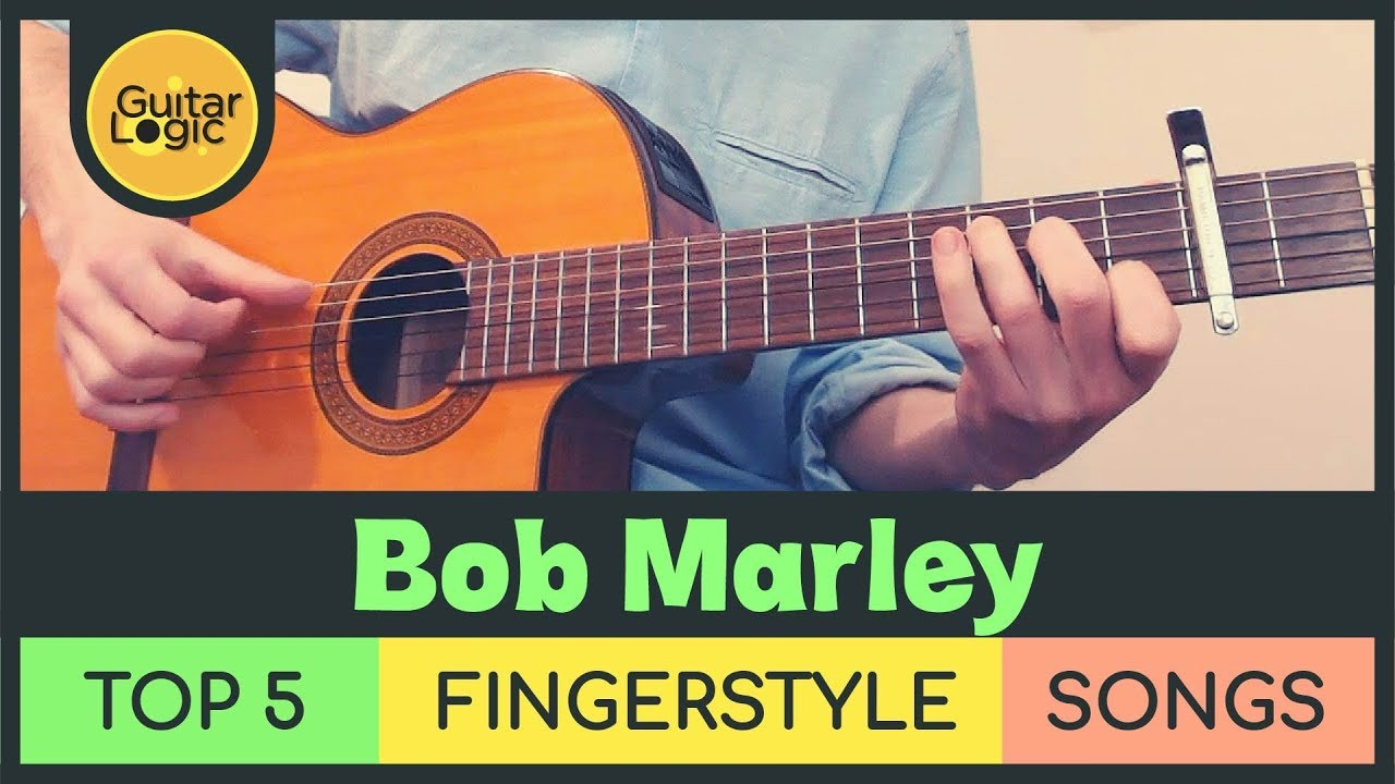 TOP 5 Bob Marley songs – Fingerstyle Guitar