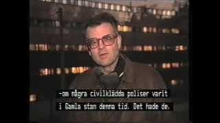 Palmemordet 1992 del 1 - SVT Norra Magasinet