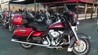 6. 651640 - Used 2013 Harley-Davidson Ultra Limited FLHTK Motorcycle For Sale