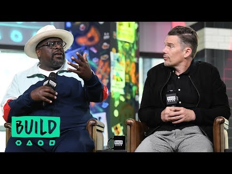 "Ethan Hawke, Cedric Kyles & Paul Schrader On ""First Reformed"""