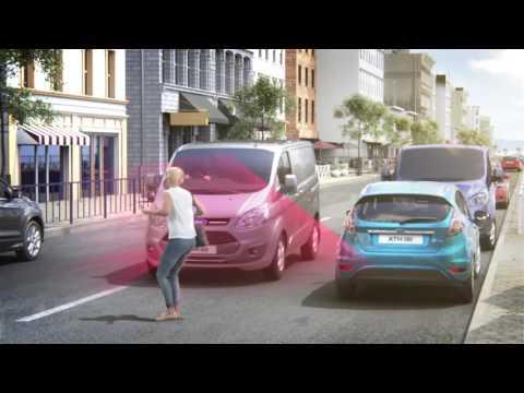 Ford Modelle mit Pre-Collision-Assistent