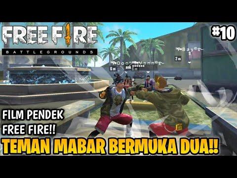 SEDIH! FILM PENDEK FREE FIRE!! TEMAN MABAR PART 10!! TEMAN MABAR YANG BERMUKA DUA!!