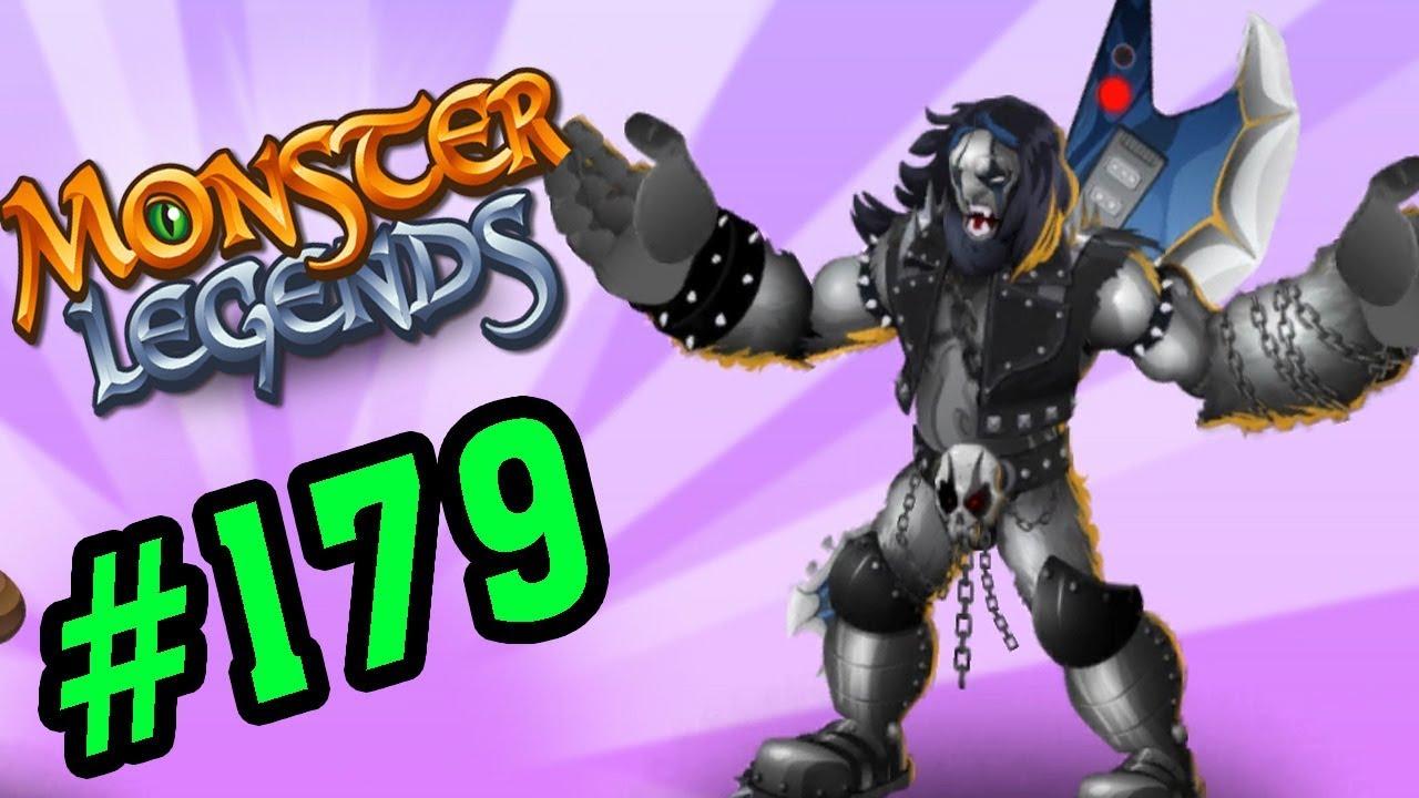 Monster Legends Game Mobiles Android, Ios – Review Guitar Của Quỷ – Thế Giới Quái Vật #179