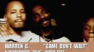 """GAME DON'T WAIT"" - Warren G.    (Album Version)"