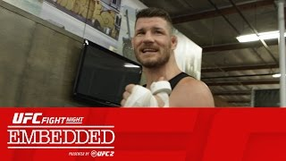 UFC EMBEDDED Fight Night London Ep1