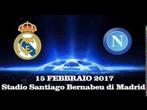 Real Madrid vs Napoli 3-1 Highlights  07/03/2017 Champions League