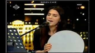 Tamara Muradova Solo Verlişi 09.05.14  Daglari Duman Alanda
