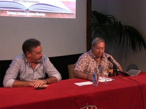 Ciclo Martes Culturales LA EDUCACIÓN EN EL SIGLO XXI (Enrique Jabares).