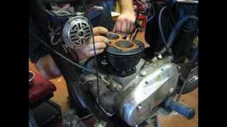 3. Triumph T120R engine rebuild