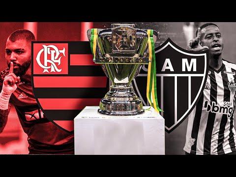FINAL da COPA do BRASIL, Flamengo vs Atlético MG! Master League Coop PES 2021 #04