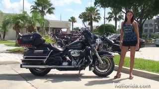 5. Used 2012 Harley Davidson Ultra Classic Electra Glide Motorcycles for sale - Dunedin, FL