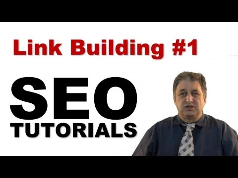 Link Building #1 | SEO Tutorials