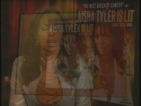 Aisha Tyler Releases New Comedy Special on DVD, Aisha Tyler