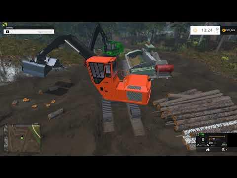 Wood Shovel Loader v1.0