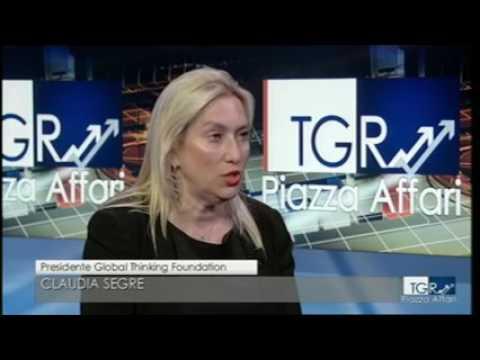 Assemblea generale 2017 – Servizio di TGR, Piazza Affari
