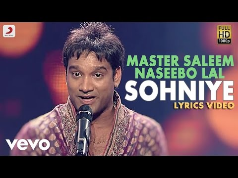 Video Naseebo Lal & Master Saleem - Sohniye | Saahan Naal Saahan | Lyric Video download in MP3, 3GP, MP4, WEBM, AVI, FLV January 2017