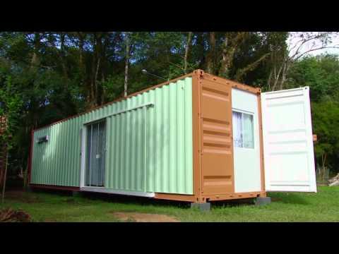 containers - Orçamentos: Ligue grátis para: 0800 6077 777 Vídeo Institucional produzido para o segmento de construção de casas modulares da Delta Containers. http://www.d...