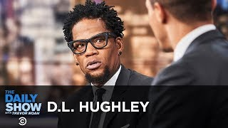 """Video D.L. Hughley - Racially Charged Police Violence and """"How Not to Get Shot"""" 