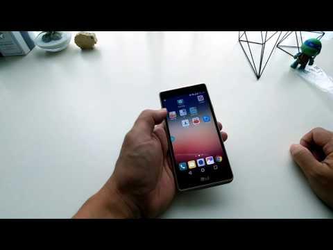 unboxing LG X-skin (LG X스킨 개봉기)