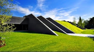 Alarcon Spain  city photos : Ultra-Modern Futuristic Concrete Luxury Residence in Pozuelo de Alarcon, Madrid, Spain (by A-cero)