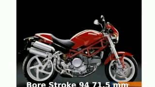 9. Ducati Monster 1000 - Details & Features