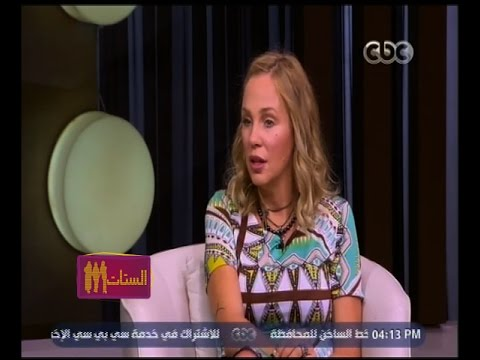 شيرين رضا: دخنت السجائر لأول مرة وعمري 13 عاما