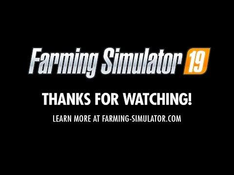 Farming Simulator 19 Full CGI E3 Trailer
